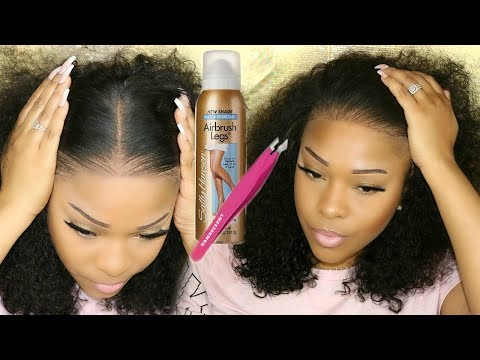 Lace Series: Perfect Lace Frontal Customization | 100% Natural Looking Frontal Hairline | HerHair Co