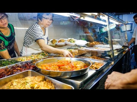 Singapore Local Food - Soon Soon Chinese Teochew Porridge Restaurant!