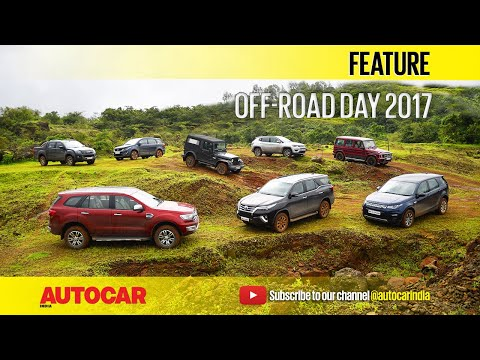Off-Road Day 2017 | Feature | Autocar India