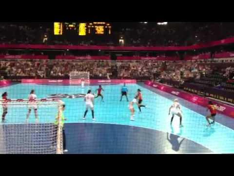 Angola vs Croatia handball