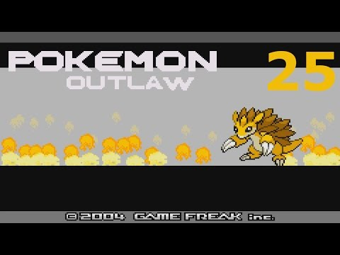 Let's Play Pokemon Outlaw Part 25 Seafoam Islands