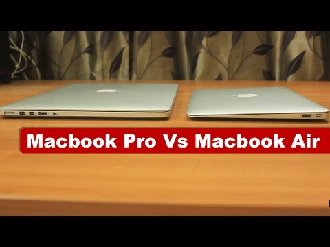 Macbook Pro Vs Macbook Air | Which Mac-book to buy ?