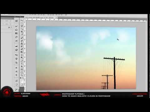 How To Make Realistic Clouds In Photoshop