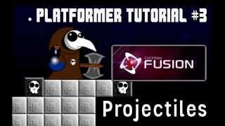 Simple Platform Game Tutorial #2 for Clickteam Fusion