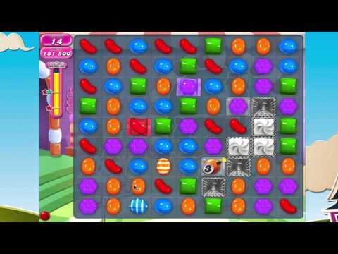 Candy Crush Saga Level 763 No Boosters 3 stars 7 moves left