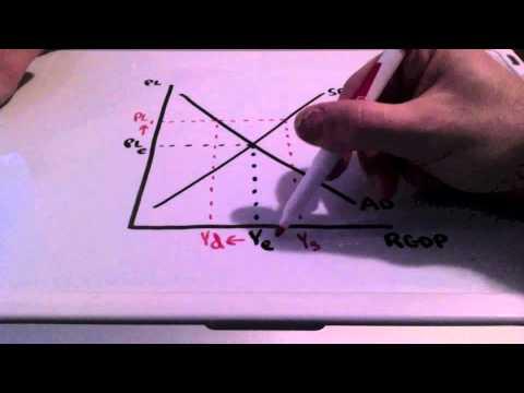 Short Run Equilibrium Price Level and Output