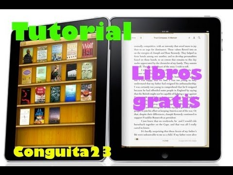 Tutorial - Decargar libros gratis para cualquier dispositivo ( ebook, kindle, ipad..)