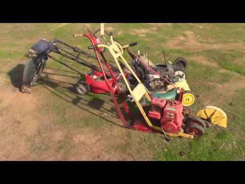 Mid January 2018 Updates - Projects, Mowers, Vacuums
