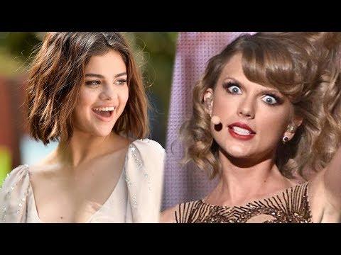 Selena Gomez's Co-Star On Hotel Transylvania 3 Has Taylor Swift WORRIED!