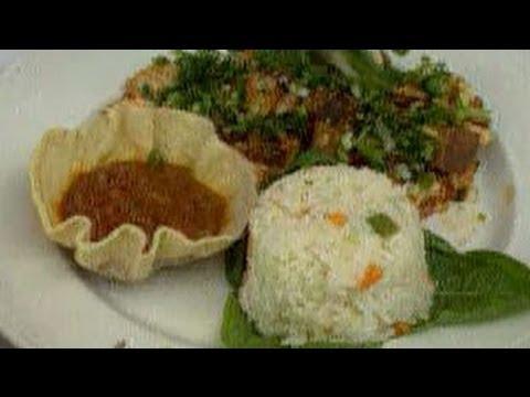 Mauritius Fish and Eggplant Recipe