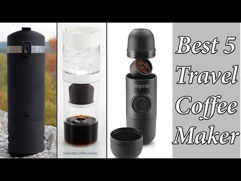 Best 5 Travel Coffee Makers you'll intend to buy - Portable Coffee Makers #2
