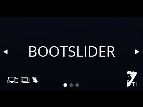 How To Create a Bootstrap Carousel(Slideshow)