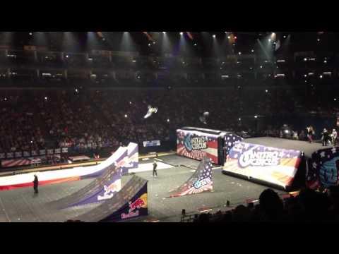 Nitro circus live - London O2 - Final Trick Train