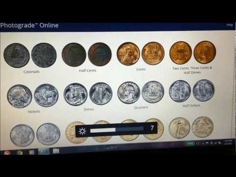 HOW TO FIGURE OUT WHAT GRADE YOUR COINS COULD BE