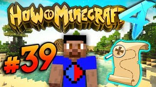 SCAVENGER HUNT EVENT! - HOW TO MINECRAFT S4 #39