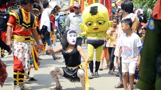 Rangda abg odong odong karawang 2017