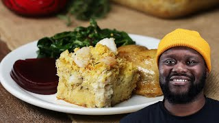 Momma's Seafood Stuffing As Made By David Osei •Tasty