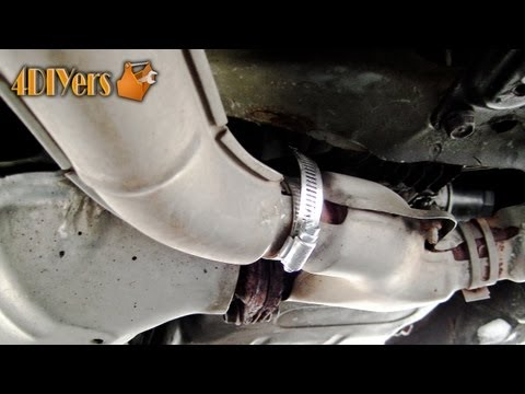 DIY: Repairing an Exhaust Heat Shield Rattle