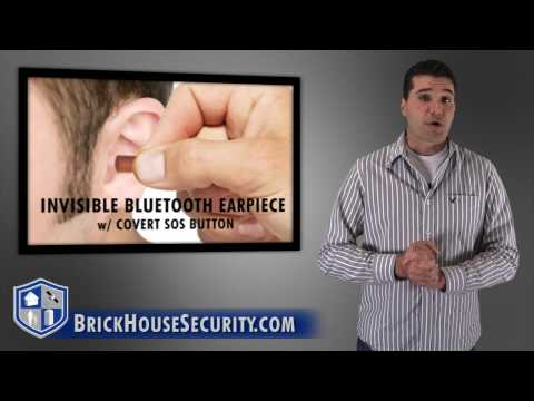 Designed For Secret Service, The Invisible Bluetooth Earpiece Is Finally Available To The Public