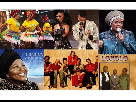 South African music ( 3b)