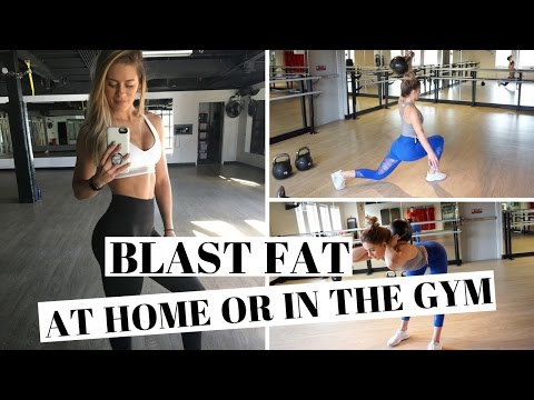 FULL BODY WORKOUT | Circuit Training For Fat Loss