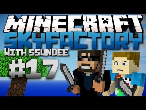 Minecraft | SkyFactory (Modded SkyBlock) - Ep: 17