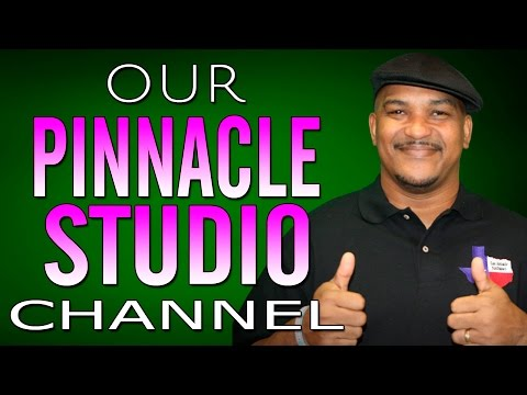 Our Pinnacle Studio YouTube Channel | Tips 4 The Tube