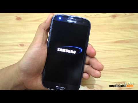 4.1.2 Jelly Bean OTA Update - Samsung Galaxy S III GT-I9300 (Philippines)