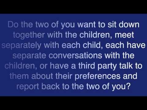 Gathering Information for Mediation