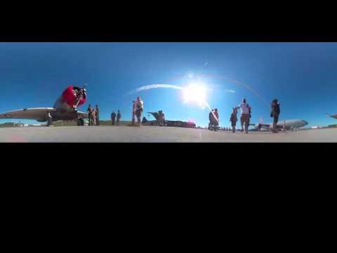 360 Video - History