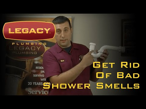 2 Simple Ways To Get Rid Of Those Bad Shower Smells