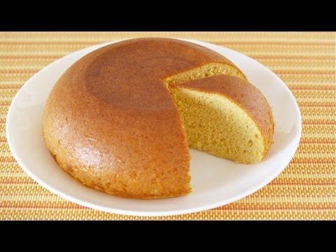 Kasutera (Castella Sponge Cake in a Rice Cooker) 炊飯器でカステラ - OCHIKERON - CREATE EAT HAPPY