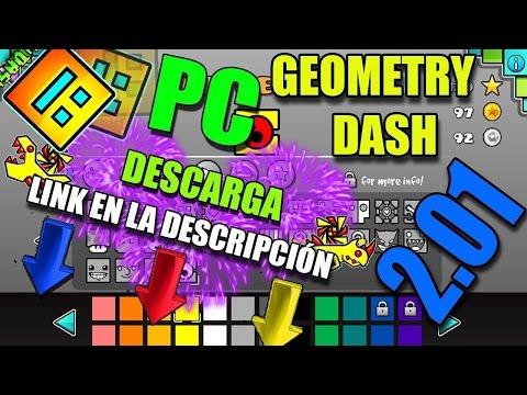 Descargar Geometry Dash sin errores Full Windows