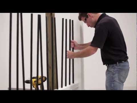 TimberTech RadianceRail® with Metal Balusters Install