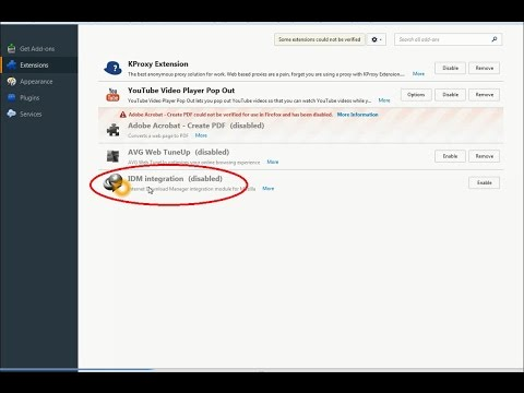 How to add internet download manager in google chrome, firefox etc (bangla)