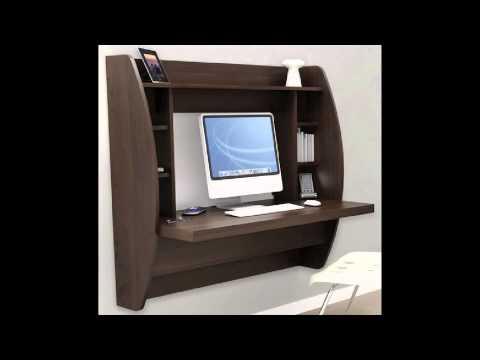 Beautiful Wall Mounted Computer Desk