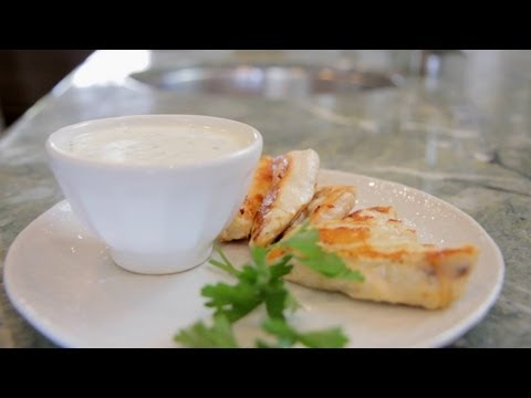 Healthy Chicken Tenders with Ranch Dressing - Let's Cook With ModernMom