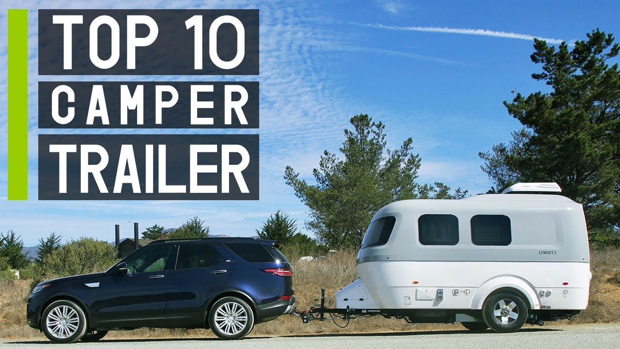 Top 10 Affordable Lightweight Travel Trailers for Outdoors