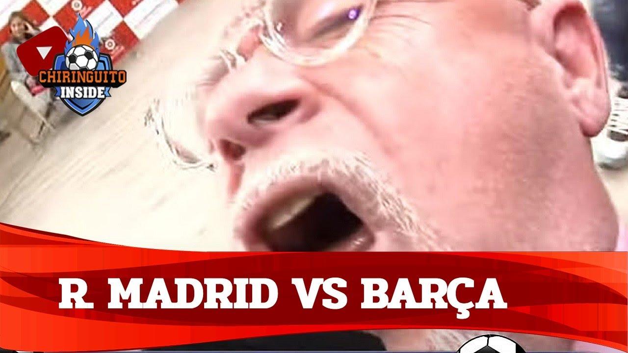 🔴DIRECTO   REAL MADRID - BARÇA con EL CHIRINGUITO   El Clásico de LaLiga   Chiringuito Inside