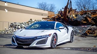 2017 Acura NSX Review - Is it worth $182,000?