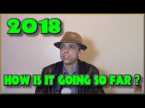 2018 : How is it going so far? - njenkin Retrogaming Channel