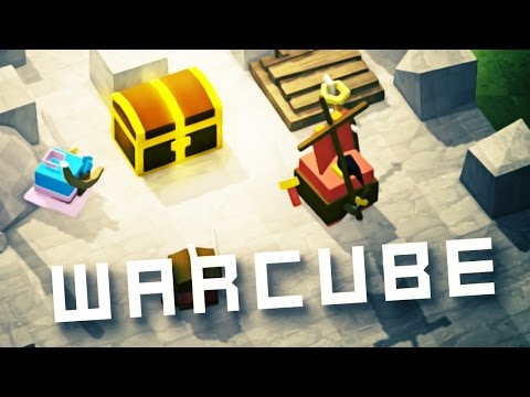 MORE TREASURE!! - Let's Play Warcube Part 2 - Steam Early Access Warcube Gameplay