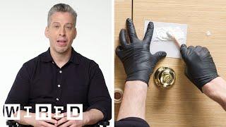 Forensics Expert Explains How to Lift Fingerprints   WIRED