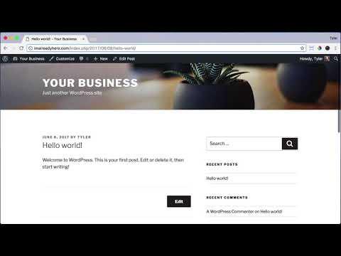 Edit Your WordPress Permalinks #8