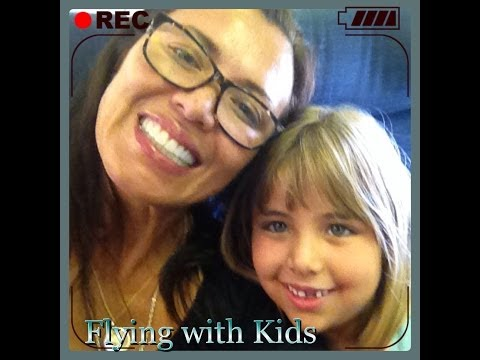 Flying with Kids - continued