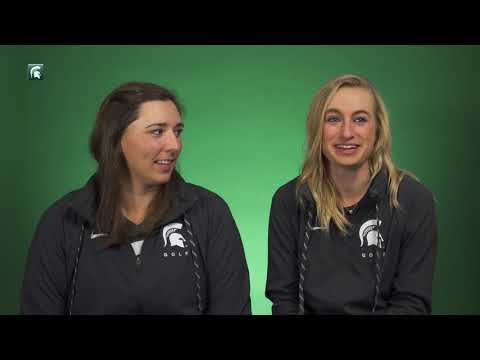 Spartan Women's Golf - Favorite MSU Memory