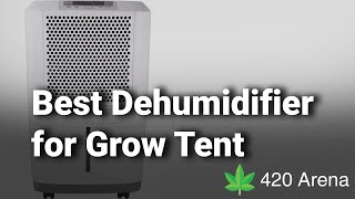 Best Dehumidifier for Grow Tent 2019: Do not buy one without watching this detailed review