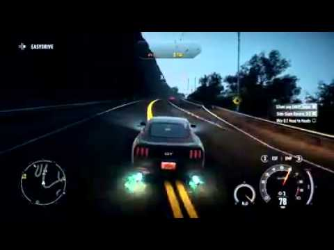How to hit a Racer with Pursuit or runk 4 Tech in Need For Speed Rivals