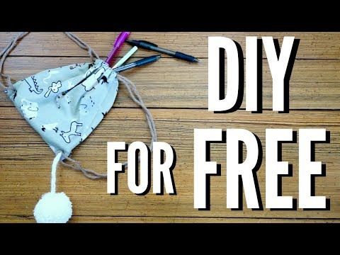 What Can I DIY For FREE For Back To School?