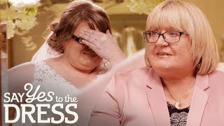 """""""I'm Afraid That My Mother is Going to Turn Into a Motherzilla""""   Say Yes To The Dress Ireland"""